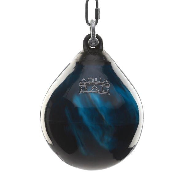 Aqua Training Bag 12-in 35 lb Bag - Bad Boy Blue