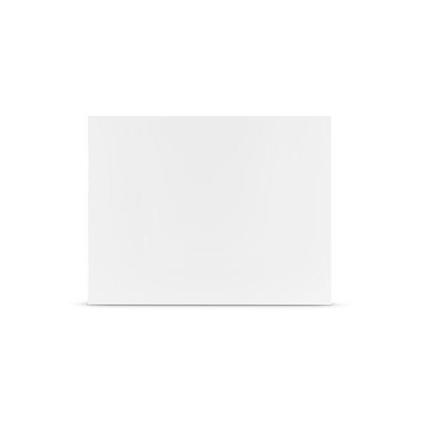 Convecteur mural 1000 watts Mirage de Stelpro, 208 V/240 V, 24,5po x 19,25po, blanc