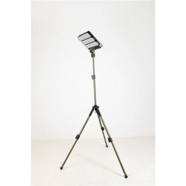 Tru De-Light 1150 Lumens LED Rechargeable Stand Work Light - 3-Pack