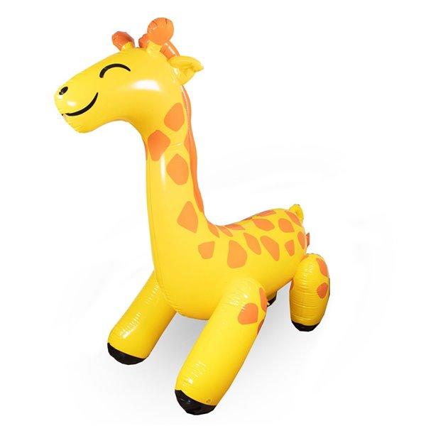 Splash Buddies 1-Pack 15-sq Ft. Giraffe Lawn Sprinkler