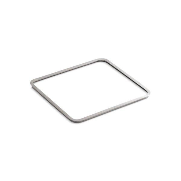 Kohler 1-Piece Stainless Steel Bathroom Sink Frame