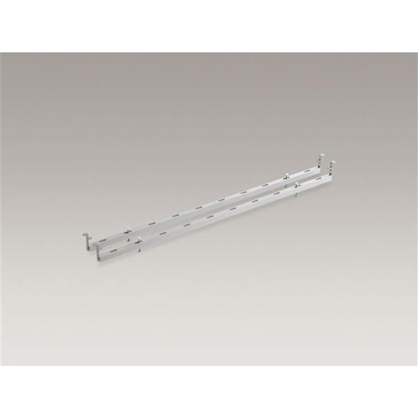 Kohler 1-Piece Aluminum Bathroom Sink Frame