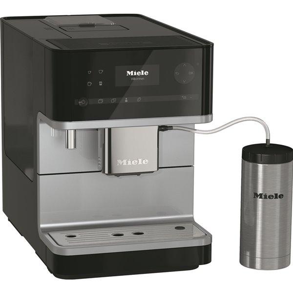 Miele Cm6350 Super Automatic Espresso Machine - Black