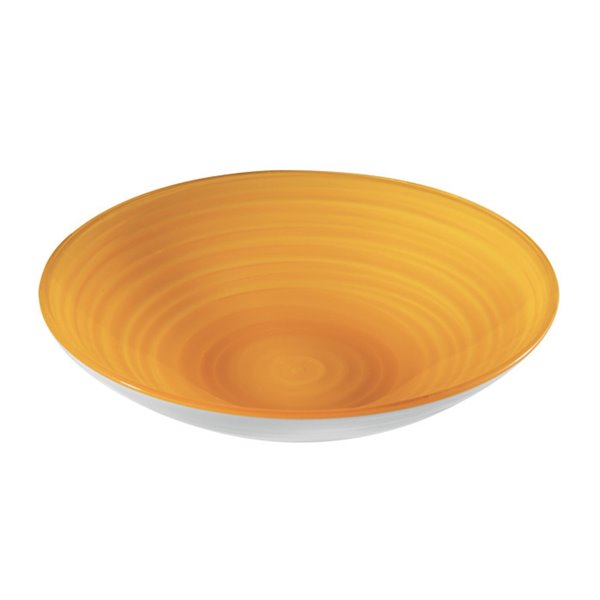 Guzzini Twist Extra Large Yellow Bowl
