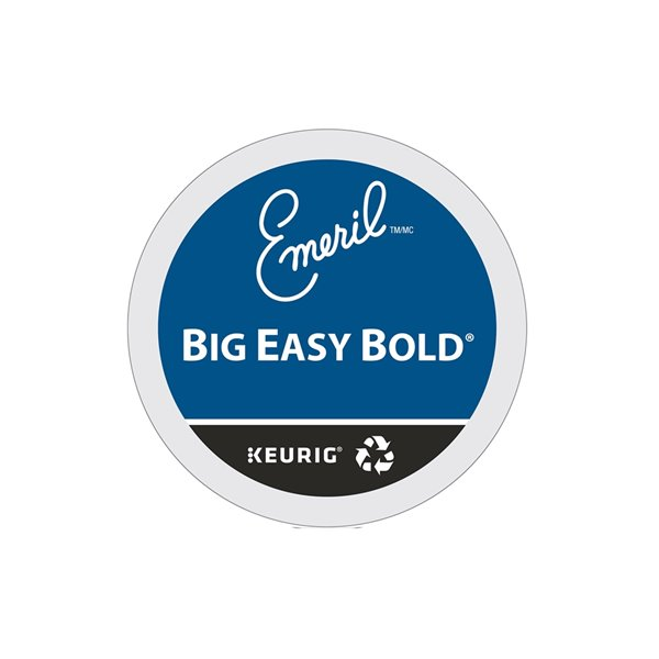 Keurig Emeril Big Easy Bold 96-Pack of K-Cup Coffee Pods