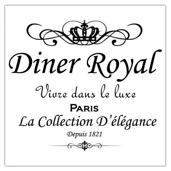 IH CASADECOR 20 Pack Luncheon 3 Ply Napkin (diner Royal) - Set of 6