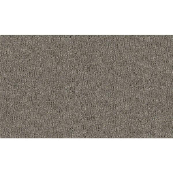 Papier peint en vinyle non encollé abstrait et texturé Hanalei par Advantage couvrant 57,8 pi², brun